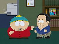 Southpark episode with midget